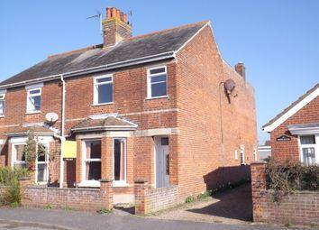 Thumbnail 3 bedroom semi-detached house for sale in Seckford Villa, Reydon, Nr Southwold