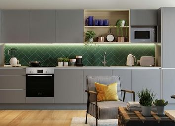 Thumbnail 1 bed flat for sale in Gabriel Court, Oxbow, Aberfeldy New Village, London