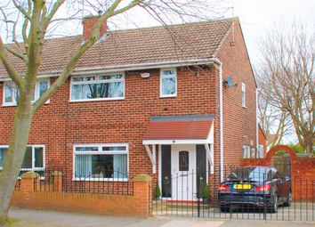 Thumbnail 2 bed semi-detached house for sale in Colegate, Gateshead