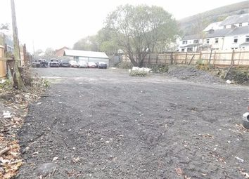 Thumbnail Land for sale in Plot 4 & 5 Shop Row, Blaina
