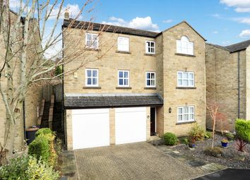 Thumbnail 5 bed detached house for sale in Springfield Way, Pateley Bridge, Harrogate