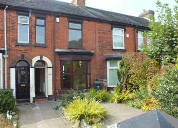 Thumbnail 3 bedroom town house for sale in High Lane, Burslem, Stoke-On-Trent