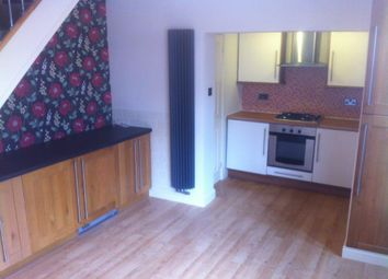 Thumbnail 1 bed detached house to rent in 2A Meir Street, Tunstall
