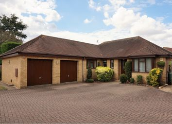 Thumbnail 3 bed detached bungalow for sale in Stables Court, Wootton, Bedford