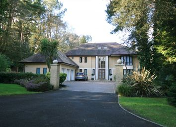 6 bed detached house for sale in Bury Road, Branksome Park, Poole BH13