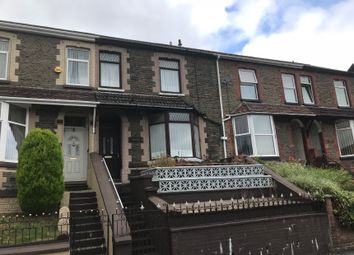 Thumbnail 3 bed terraced house for sale in Crestleigh, Libanus Road, Ebbw Vale, Blaenau Gwent