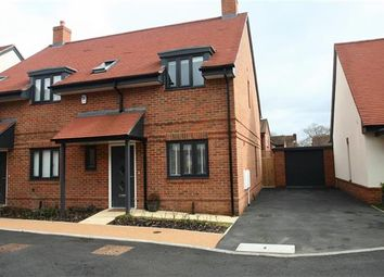 Thumbnail 3 bed semi-detached house for sale in Daneshill Court, Lychpit, Basingstoke, Hants