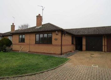Thumbnail 2 bed bungalow for sale in James Gage Close, Chatteris