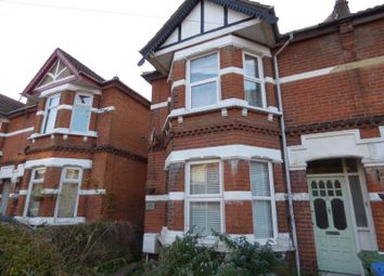 Thumbnail 2 bed flat to rent in St. Catherines Road, Southampton