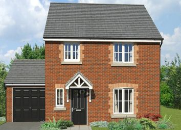 Thumbnail 3 bedroom detached house for sale in The Fenwick, Station Road, South Molton, Devon