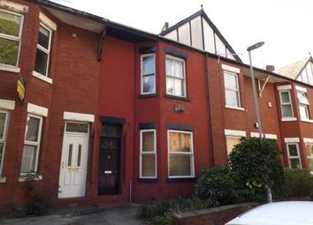 Thumbnail 3 bed terraced house for sale in Carill Drive, Ladybarn, Manchester, Greater Manchester