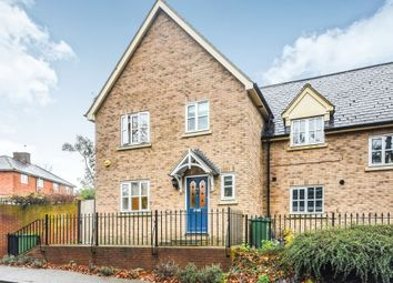 Thumbnail 3 bed end terrace house for sale in St. Peters Road, Coggeshall, Colchester