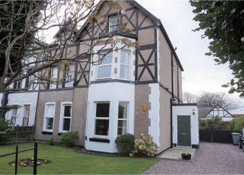 Thumbnail 2 bed flat for sale in Riversdale Road, West Kirby