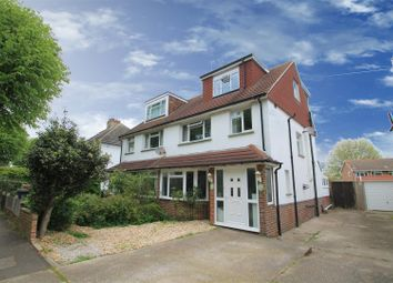 Thumbnail 5 bed property for sale in Monks Avenue, Lancing