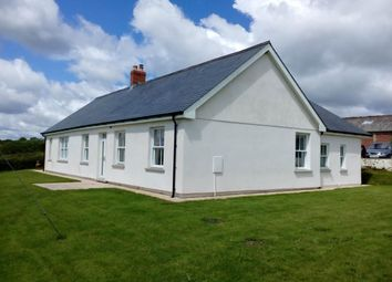 Thumbnail 4 bedroom bungalow to rent in Meidrim, Carmarthen