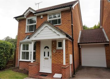 Thumbnail 3 bed detached house for sale in Tullett Road, Crawley