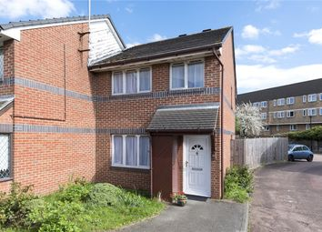 Thumbnail 3 bed end terrace house for sale in Goodwin Close, London