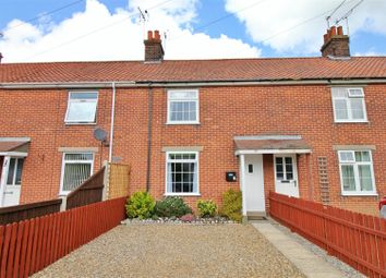 Thumbnail 2 bed terraced house for sale in Station Road, North Walsham