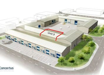 Thumbnail Commercial property to let in Unit 9, Phoenix Enterprise Park, Gisleham, Lowestoft