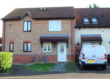 Thumbnail 2 bed terraced house for sale in Marseilles Close, Duston, Northampton