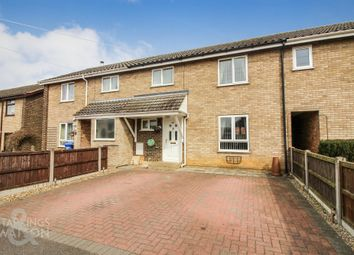 Thumbnail 3 bed terraced house for sale in Kings Road, Bungay