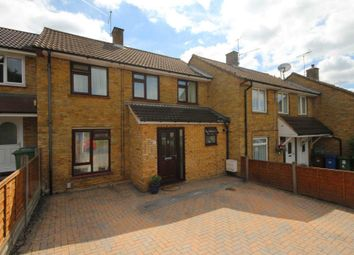 Thumbnail 3 bed terraced house for sale in Brownrigg Crescent, Bracknell