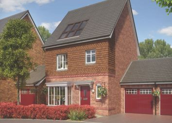 Thumbnail 4 bedroom detached house for sale in Stanton Road, Shifnal