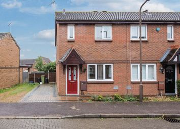 Thumbnail 2 bed semi-detached house for sale in Fontwell Drive, Bletchley, Milton Keynes