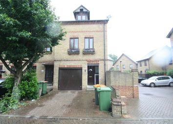 Thumbnail 3 bed terraced house for sale in Bowyer Close, East Ham, London