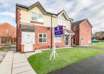 2 bed semi-detached house for sale in Woodville Road, Ince, Wigan WN3
