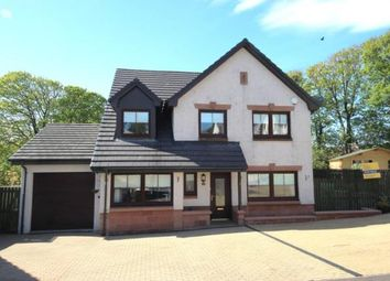 Thumbnail 4 bed detached house for sale in Cubrieshaw Park, West Kilbride, North Ayrshire