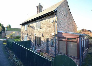 Thumbnail 2 bed cottage for sale in Church Walk, Barmby On The Marsh, Goole