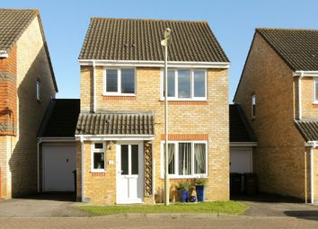 Thumbnail 3 bed detached house for sale in Hamburg Close, Andover