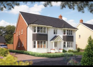 "Thumbnail 5 bed detached house for sale in ""The Ascot"" at Pixie Walk, Ottery St. Mary"