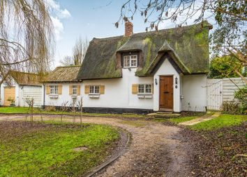 Thumbnail 5 bedroom cottage to rent in Blacksmiths Lane, Abbotsley, St. Neots
