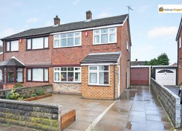 Thumbnail 3 bed semi-detached house for sale in Winsford Avenue, Stoke-On-Trent