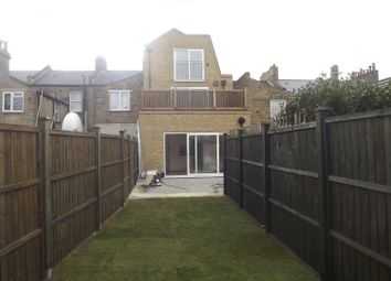 Thumbnail 3 bed flat to rent in Naylor Road, London