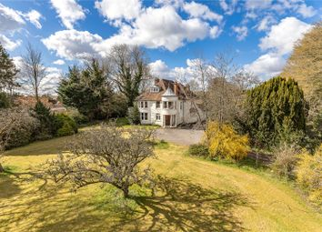 Goodworth Clatford, Andover, Hampshire SP11. 8 bed detached house for sale