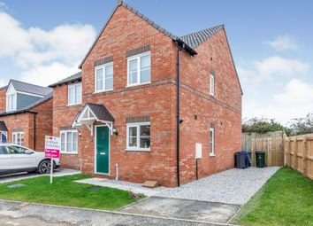 Thumbnail 3 bedroom semi-detached house for sale in Pickhills Grove, Goldthorpe, Rotherham