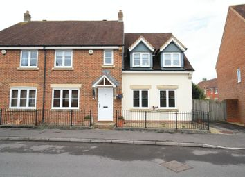 Thumbnail 4 bedroom semi-detached house for sale in Whittingham Drive, Wroughton, Swindon