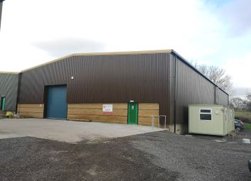Thumbnail Light industrial to let in Cadbury Business Park, Sparkford, Yeovil, Somerset