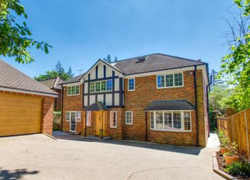 Thumbnail 6 bed detached house for sale in Hollybush Hill, Slough