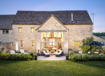 Thumbnail 4 bed barn conversion for sale in Kemble, Cirencester