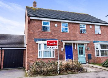 Thumbnail 3 bedroom semi-detached house for sale in Churchfields Way, West Bromwich