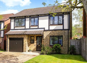 Thumbnail 5 bed detached house for sale in Chalcraft Close, Liphook, Hampshire