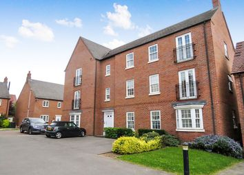 Thumbnail 2 bed flat for sale in Cobble Close, Barrow Upon Soar, Loughborough