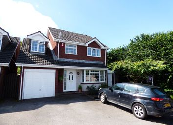 Thumbnail 4 bed detached house for sale in Woodland Drive, Merafield, Plympton