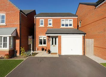 Thumbnail 3 bed detached house for sale in Paxman Close, Newton-Le-Willows