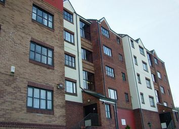 Thumbnail 2 bedroom flat to rent in Leeside Court, Northesk Street, Stoke