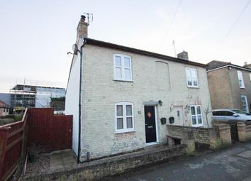 Clay Street, Soham, Ely CB7. 2 bed semi-detached house for sale